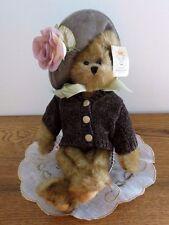 """Bearington Collection """"Jessica"""" Teddy Bear  Style 1123"""