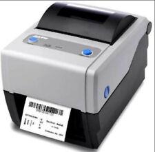 SATO Thermal Barcode/Label Printer CG408 Model: CG408TT-RS