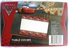 Disney Cars 2 Birthday Party Supplies TableCloth Table Cover