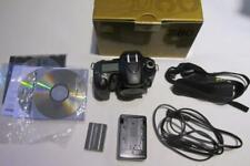 Nikon D D80 10.2MP Digital-SLR DSLR Camera Body only - Low Shutter Count - BOXED