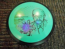 Mvp Special Edition Fission Photon Max Planck Disc Golf Driver Green/Black 175G