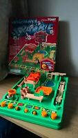1980s Tomy Screwball Scramble board Game Vintage puzzle obstacle course