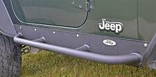 Body Armor 4X4 Extreme Rock Rails 04-06 Jeep Wrangler LJ Unlimited TJ-5321 Black