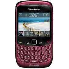BlackBerry Curve 8520 - Fuchsia (Unlocked) GSM 3G WiFi Qwerty Camera Smartphone