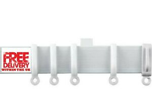 Streamline 350cm Pvc Curtain Track, Easy Bend With Hand,Useful For Types Windows