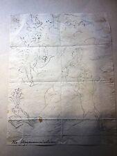 DISEGNO SCUOLA FIORENTINA,PIETRO DANDINI 1646.ANNUNCIAZIONE TOSCANA