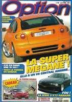 Magazine Option auto N° 90 avril 1998