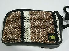 LADIES, BALI STYLE PURSE, HIPPY, SHOULDER BAG .SINGLET, BINTANG, BOHO.