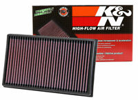 33-3005 K&N KN Air Filter fits VAG 1.6/1.8/2.0 AUDI VW GOLF MK7 R GTI SEAT FR
