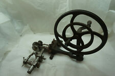 VINTAGE WATCH REPAIR TOOLS LATHE PARTS LOT WATCHMAKER JEWELER CLOCKMAKER