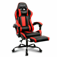 Artiss Mentor Gaming Chair - Black/Red