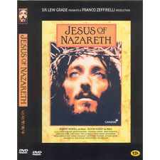 Jesus Of Nazareth, 1977 (2DVD,All,Sealed,New) Franco Zeffirelli