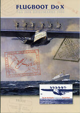 Jahresgabe Philatelie 2004 - Flugboot Do X