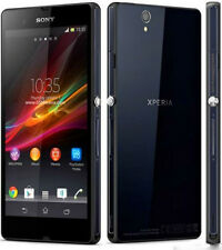 "Original Unlocked Sony Xperia Z C6603 5.0"" 16GB WIFI Android SMARTPHONE Black"