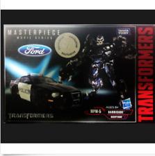 Hasbro Transformers Movie MPM-5 MPM-05 Barricade police car action figure!