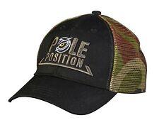 Strategy Poleposition Trucker Cap Black/Camou Basecap NEW OVP