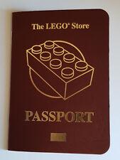 LEGO® Passport mit Berlin - Trabant - Brandenburger Tor Stempel zum Sammeln