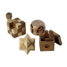 Iq Puzzles - 4 Various Games
