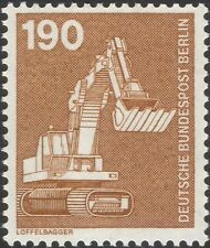 Germany (B) 1975 Industry/Technology/Tractors/Shovels/Transport 1v (n25430q)