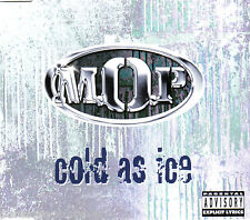 M.O.P. - Cold As Ice (UK 4 Track Enhanced CD Single)