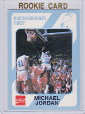 Michael Jordan UNC FINEST RC College Basketball ROOKIE CARD North Carolina NCAA