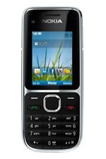 New Nokia C2-01 - Black (Unlocked) Mobile Phone (A00002536)