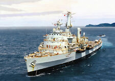 HMS FEARLESS - HAND FINISHED, LIMITED EDITION (25)