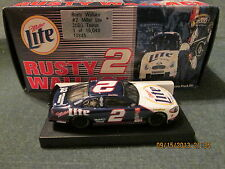 Action #2 Rusty Wallace Miller Lite 2000 Ford Taurus 1/64 1/15048