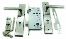 Rafes #304 Stainless Steel Security Mortise Lock set For Wood/metal Gate Door