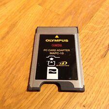 Olympus Camedia PC Card Adapter MAPC -10