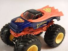 HOT WHEELS Monster Jam 1:64 - Superman Super Man -  Diecast Monster Truck