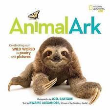 Animal Ark (National Geographic Kids), Joel SARTORE con kwame Alexander | hardc