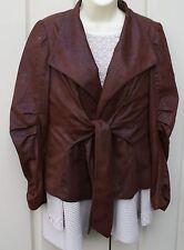 ZARA brown jacket size M