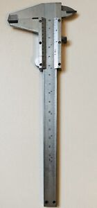 6inch 15cm Stainless Steel Vernier Caliper Micrometer Measuring Tool Gauge Ruler