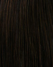 SAWYER Human Hair Wig by REVLON, **ANY COLOR!** Mid-Length Bob, Mono-Top, NEW!