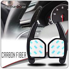 Steering Wheel Shift Paddles Carbon Fiber for AUDI R8 A1 A3 A4 A5 A6 TT Q5 Q7