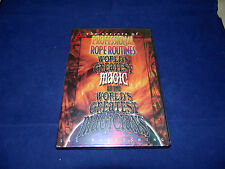 World's Greatest Magic Professional Rope Routines Dvd