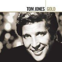 """TOM JONES """"GOLD"""" 2 CD NEW"""