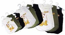Disney Pluto Discontinued Pet Dog Cat T-Shirt Clothing Apparel S M L Lot of 81