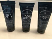 NEW Dollar Shave Club Shave Butter Scrub & Dew SEALED Authentic Free Shipping!
