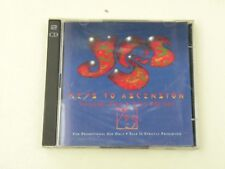 YES - KEYS TO ASCENSION VOLUME 2 - 2 CD ESSENTIAL 1997 - PROMO MADE IN U.K.- NM