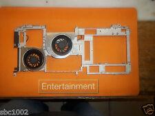 HP Compaq NX9110 Cooling Fans & Frame 355908-001