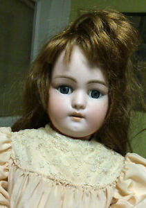 Antique German Doll 20 inches tall S & H 1079