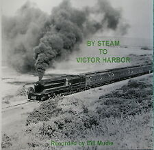 Steam Train Sound CD By Steam to Victor Harbor - free postage in Australia