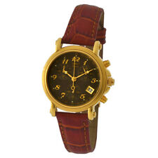 WMC Damen Chronograph Modell Vincero Modell WMC-1302 Lederarmband 5ATM UVP274€