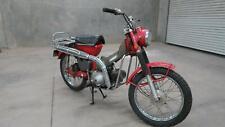 1970 Honda Ct90 Ct 90 Clean! Runs Great! California bike! 1,062 mi