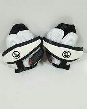Maverik Wonderboy Lacrosse Elbow Pads 3001032-Med White Medium