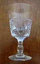 Royal Brierley Crystal, Bruce, Port WIne Glass, Excellent Condition