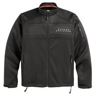 Genuine Harley-Davidson Men's Precision Soft Shell Jacket Black - 98514-12VM