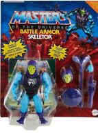 Masters of the Universe Origins Battle Armor Skeletor Figure MOTU